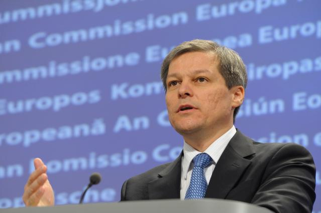 Press conference by Dacian Cioloş, Member of the EC, on the future of the CAP in the EU