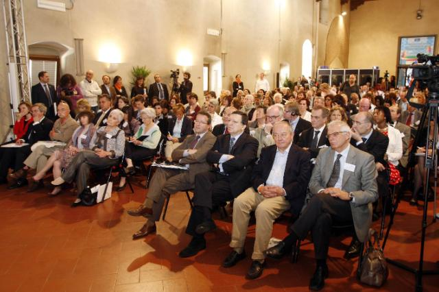 Participation of José Manuel Barroso, President of the EC, at the EESC Biennale Conference 2010, in Florence