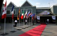 G8 Summit in Huntsville