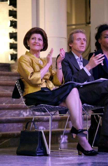 Participation of Androulla Vassiliou, Member of the EC, at the launch of the campaign We are more in the framework of the conference Culture Action Europe, at Bozar, in Brussels