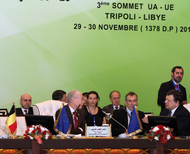 3rd EU/Africa Summit, 29-30/11/2010