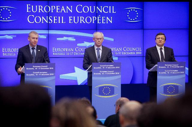 Brussels European Council, 16-17/12/2010