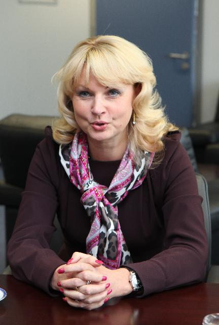 Visit of Tatyana Golikova, Russian Minister for Healthcare and Social Development, to the EC