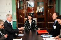 Visit of Michel Barnier, Member of the EC, to Finland