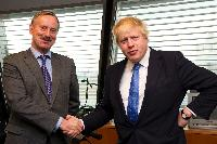 Visit of Siim Kallas, Vice-President of the EC, to United Kingdom