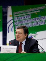 Participation of José Manuel Barroso, President of the EC, in the joint parliamentary meeting