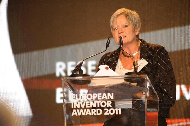 Presentation of the European Inventor Award 2011