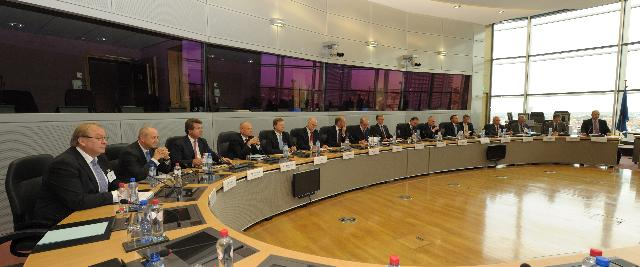 Participation of José Manuel Barroso, President of the EC, at the BusinessEurope meeting