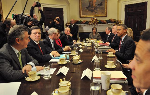 EU/US Summit, 28/11/2011