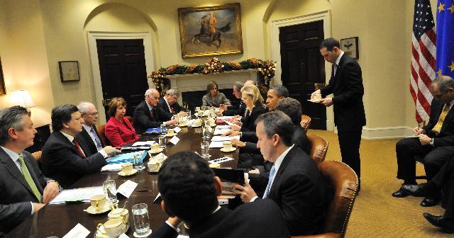 EU/US Summit, 28/11/2011
