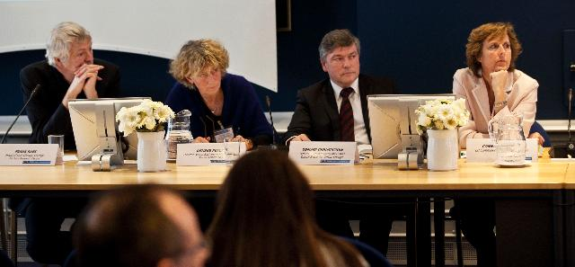 Participation of Connie Hedegaard, Member of the EC, at the launch of the European Climate Adaptation Platform