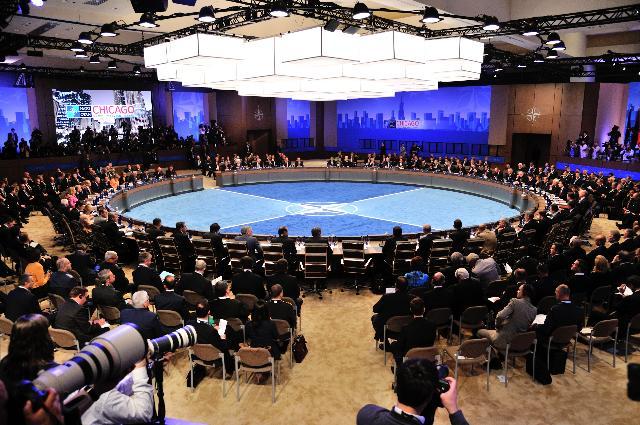 Sommet de l'OTAN, 20-21/05/2012