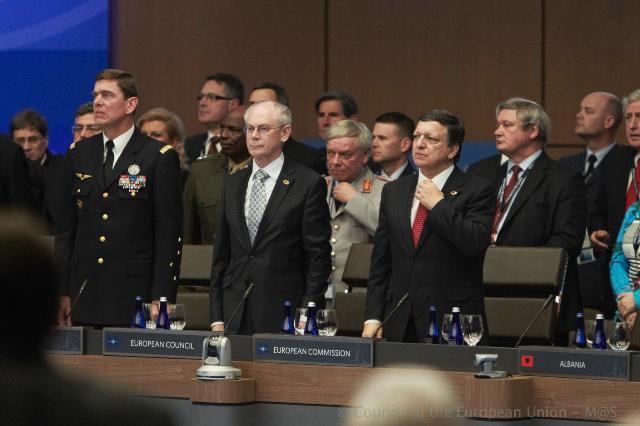NATO Summit, 20-21/05/2012