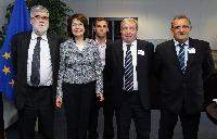 Visit of Spanish Fishermen representatives to the EC