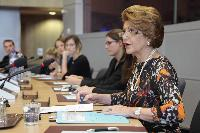 Participation of Androulla Vassiliou, Member of the EC, at the meeting of the Permanent Representatives of the National Parliaments