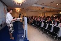 Participation d'Androulla Vassiliou, membre de la CE, à la conférence sur les parties prenantes de l'EIT