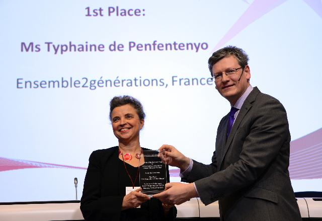 European Year for Active Ageing and Solidarity between Generations  awards ceremony