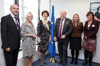 Visit of a delegation of the ENPA to the EC