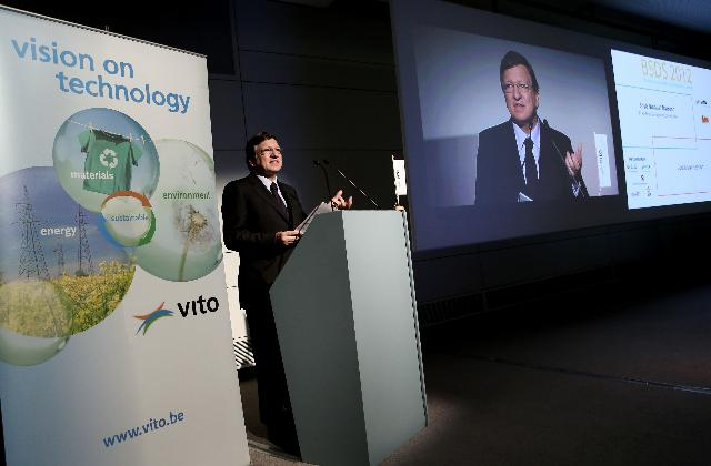 Participation of José Manuel Barroso, President of the EC, in the Brussels Sustainable Development Summit