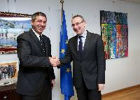 Visit of Stavros Lambrinidis, EU Special Representative for Human Rights, to the EC