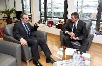 Visit of Stavros Lambrinidis, EU Special Representative for Human Rights, to the EC