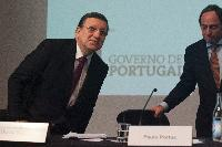 Participation of José Manuel Barroso, President of the EC, in a diplomatic seminar of the Champalimaud Foundation