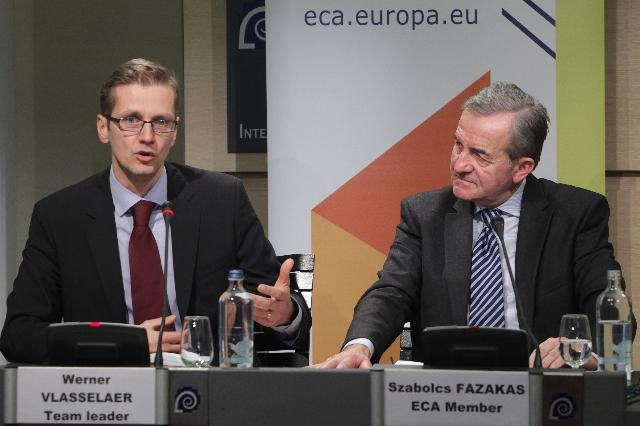 Press conference by Szabolcs Fazakas, Member of the European Court of the Auditors, on the road infrastructure in Sub-Saharan Africa
