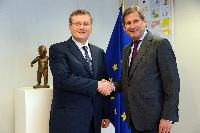 Visit of Oleksandr Vilkul, Ukrainian Vice-Prime Minister, to the EC
