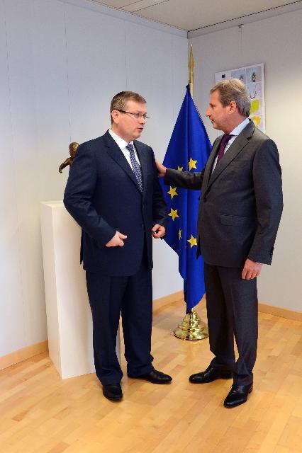 Visit of Oleksandr Vilkul, Ukrainian Vice-Prime Minister, to the EC