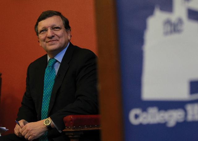 Visit of José Manuel Barroso, President of the EC, to Ireland