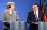 Participation de José Manuel Barroso, président de la CE, à un débat avec des membres de la Table ronde européenne des industriels