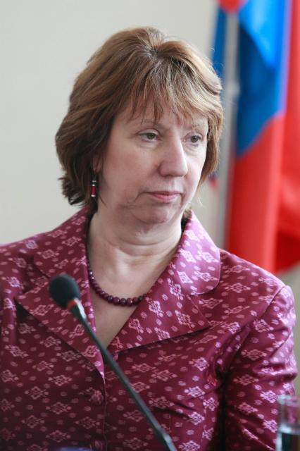 Visit of Catherine Ashton, Vice-President of the EC, to Mongolia