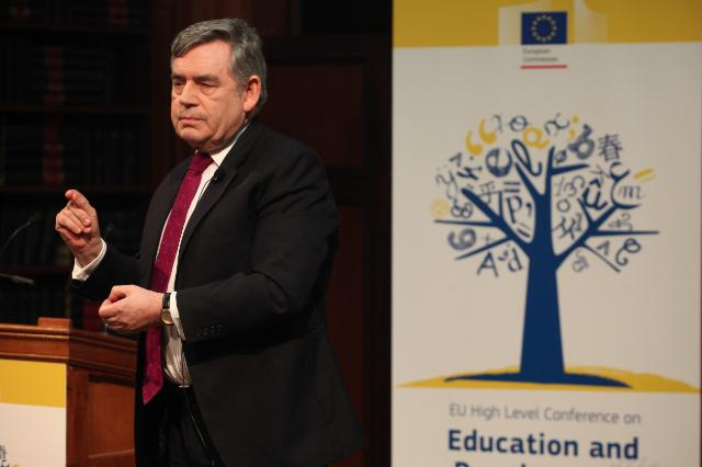 EU High Level Conference on Education and Development