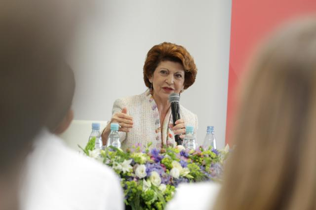 Visit by Androulla Vassiliou, Member of the EC, to Poland