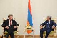 Visit of Štefan Füle, Member of the EC, to Armenia
