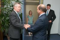 Visit of Valeriu Lazăr, Moldovan Deputy Prime Minister and Minister for Economy, to the EC