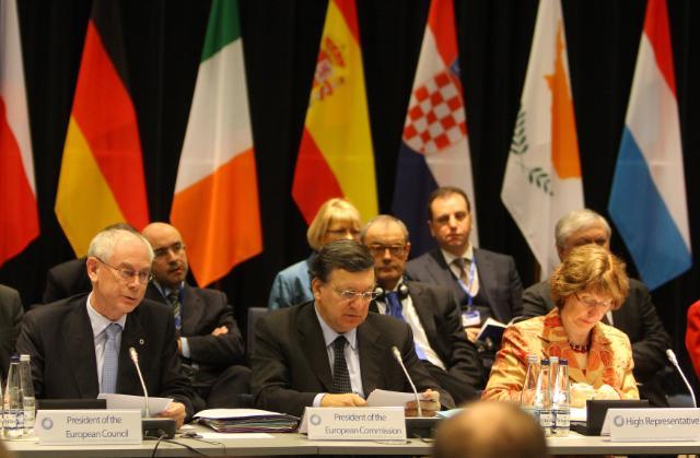 Eastern Partnership Summit, 28-29/11/2013