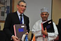 Visit of Andris Piebalgs, Member of the EC, to Niger