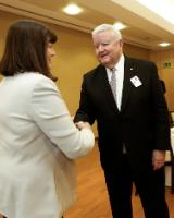 Visit of Ian Chubb, Chief Scientist of Australia, to the EC