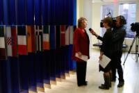 Press conference by Viviane Reding, Vice-President of the EC, following the EU/US Justice and Home Affairs Ministerial meeting