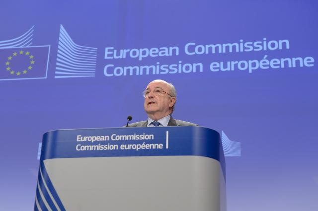 Press conference by Joaquín Almunia, Vice-President of the EC, on state aid for airports and airlines