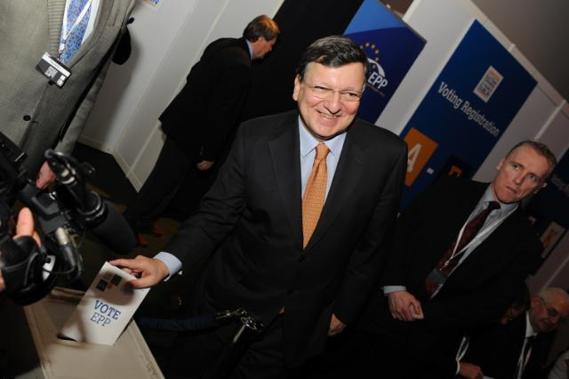 José Manuel Barroso, President of the EC, went to Dublin where he particip...