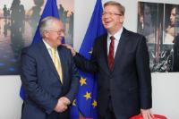 Visit of Boris Tarasyuk, Member of the Ukrainian Parliament, to the EC