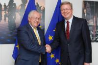 Visit of Boris Tarasyuk, Member of the Ukrainian Parliament, to the EC