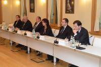 Visit of José Manuel Barroso, President of the EC, and Štefan Füle, Member of the EC, to Georgia