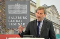 Participation of Johannes Hahn, Member of the EC, at the Salzburg Global Seminar
