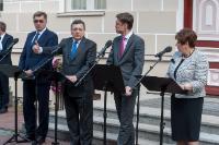 Visit of José Manuel Barroso, President of the EC, to Estonia
