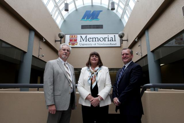 Visit of Máire Geoghegan-Quinn, Member of the EC, to Canada