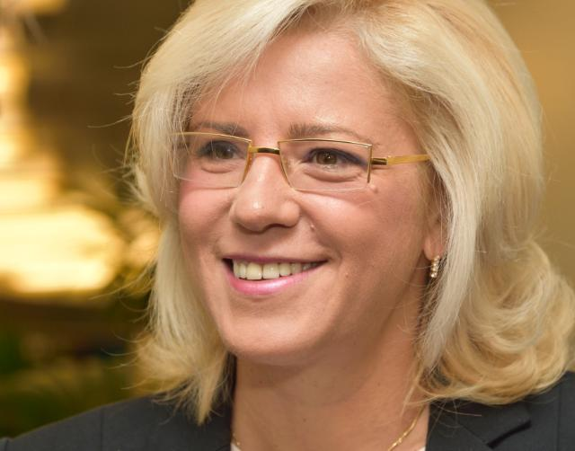 Visit of Corina Creţu, Vice-President of the EP and Member designate of the EC, to the EC