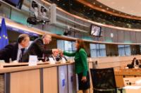 """Illustration of """"Audition de Cecilia Malmström, membre désignée de la CE, au PE"""""""